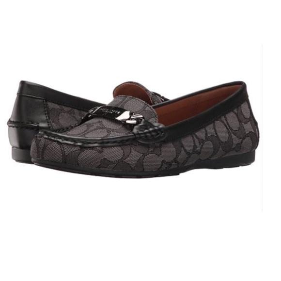08fde5f0f2e Coach Olive Loafers Size 10